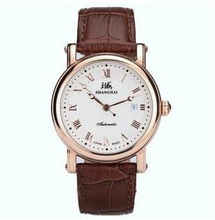 上海牌手表收藏市场怎样?上海手表有什么收藏价值?