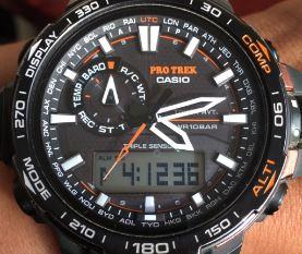 卡西欧5365登山表好看吗_为你打造更炫的造型