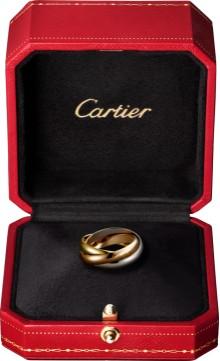 卡地亚三环戒指的寓意,系列介绍与型号参考(价格与图片)