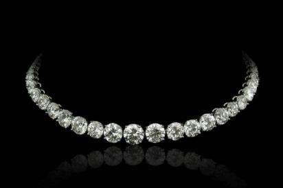 钻石项链是什么材质做的?钻石项链什么材质好?