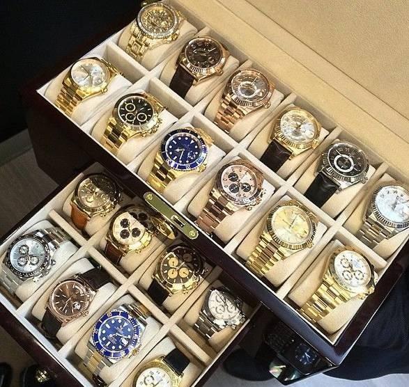 劳力士十万左右的表,买哪款比较保值?