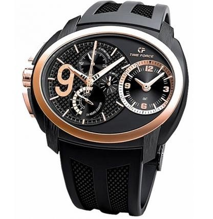 TimeForce手表怎么样,适合什么样的人戴?