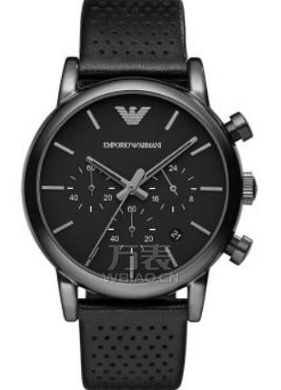 阿玛尼emporio armani ar1737男士手表好吗?