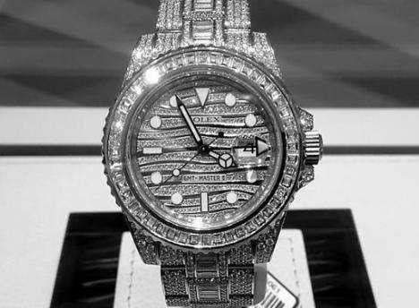钻石手表的钻石是怎么镶嵌的?钻石手表的镶嵌的方法