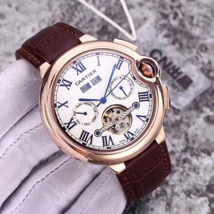大表盘手表什么牌子的好?大表盘手表有哪些比较出名的