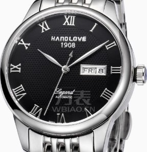 汉爱手表怎么样档次,汉爱手表算是名表吗?手表品牌