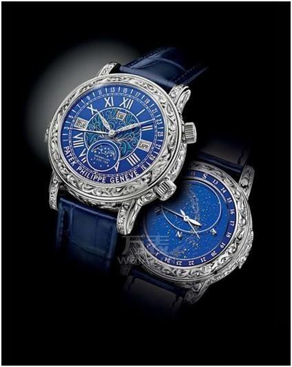 手表排行榜之——顶级奢侈品牌TOP10