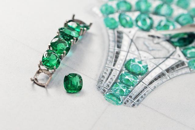 卡地亚|珠宝与腕表完美结合
